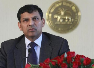 RBI's Rajan Wants Clean-Up of Banks