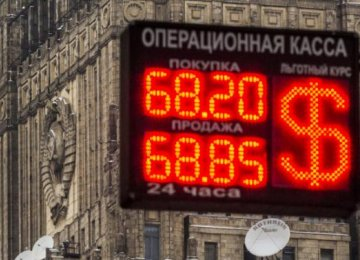 Russia to Boost FX Flows