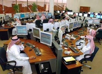 Saudi Equity Market Cap Falls
