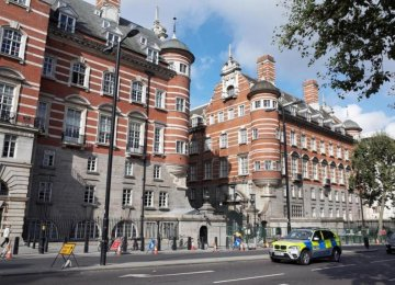 Scotland Yard to Be Transformed Into a 5-Star Hotel