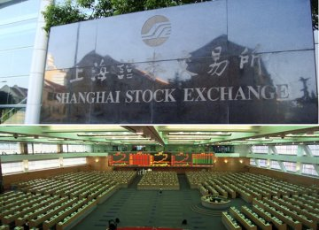 Shanghai Stocks Little Help for China Economy