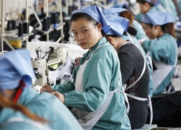 Signs Show China Economy Stabilizing