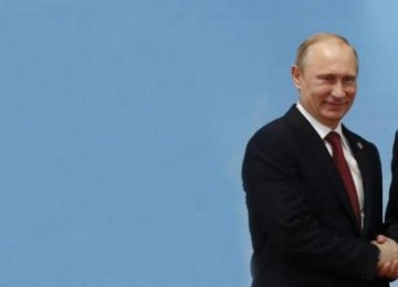 Sino-Russian  Alliance to  Rival Europe
