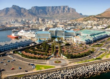 South Africa Economy Sinks