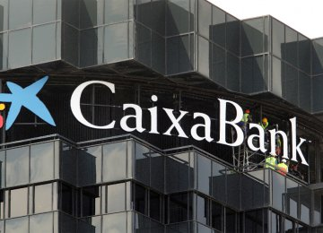 Spanish Banks' Profits Drop