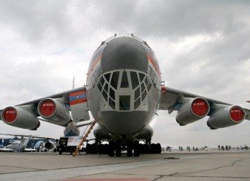 Talks to Buy Ilyushin  Transport Planes