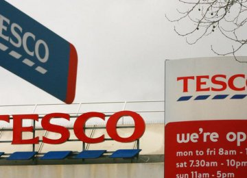 Tesco Logs Worst Annual Loss in Its History