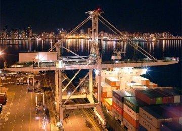 Thai Trade Surplus at 5-Year High