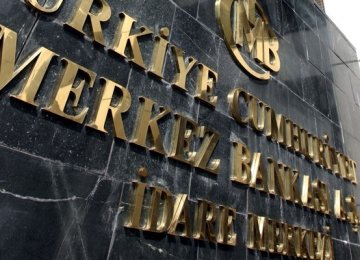 Turkey CB Keeps Rates on Hold