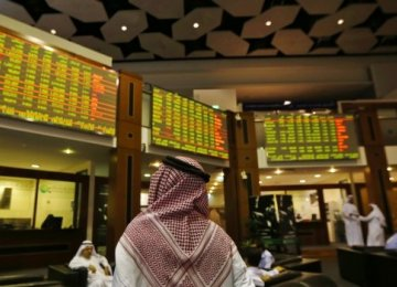 UAE Stocks Sink on Oil Slide
