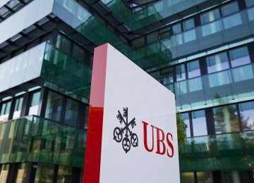 UBS Profits Nearly Double