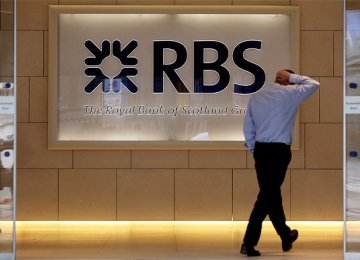 UK Sells RBS Shares at a Loss of $1.7b