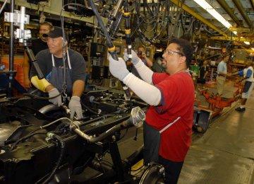 US Wage  Growth Sluggish