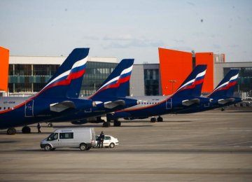 Ukraine Slaps Painful Sanctions  on All  Russian Airlines
