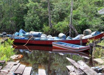 Venezuela in Deep Waters