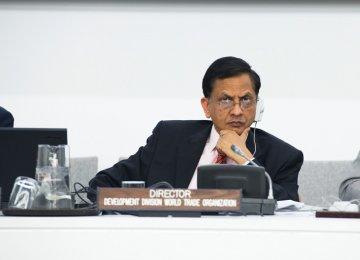 WTO to Meet in UAE