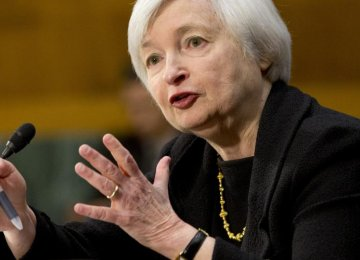 Yellen Says Rate Hike Likely This Year