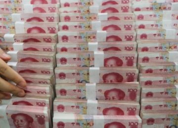 Yuan Overtakes Yen in Global Payments