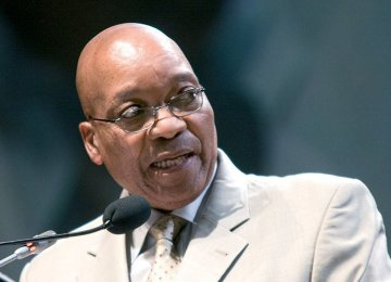 Zuma Appeals to Private Sector  for Jobs
