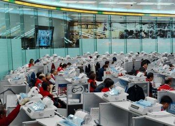HK Leads Asia Stock Gain