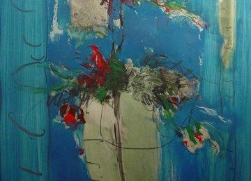 TMOCA Hosts Farideh Lashai's Artworks