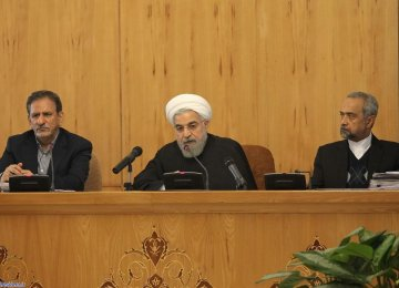 Rouhani Calls for Logical Stance From P5+1
