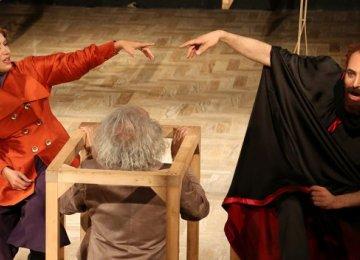'Tartuffe' on Stage