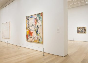 Billionaire Pays $500m for 2 Paintings