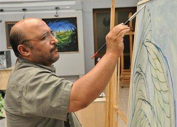 Iranian Artists in Iraq