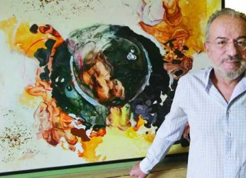 TV Director to Open Art Gallery