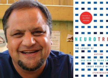 Autism Book Wins British Prize