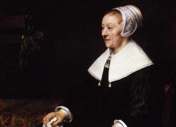 Britain Bans Export of $54m Rembrandt