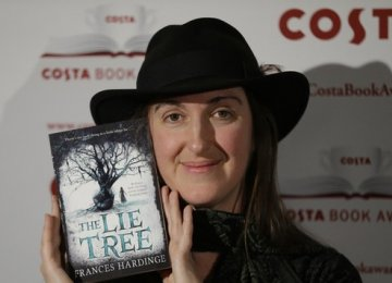 Children's Novel Wins UK Award