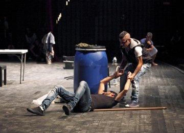 Drama Helps Lebanese to Bridge the Divide