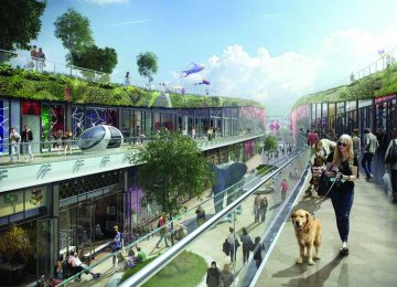China Group Will Invest $3.3b in EuropaCity