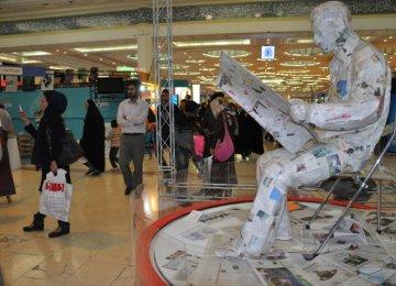 Media Exhibition Opens Nov. 7