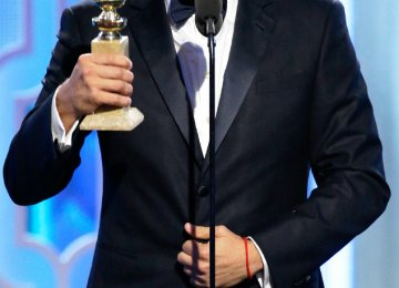 Annual Golden Globes Awarded