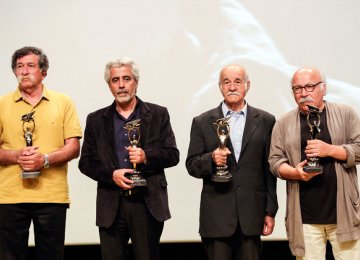 House of Cinema  Honors Top Cineastes