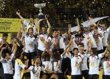 Sepahan Isfahan Win Iran Pro League Title
