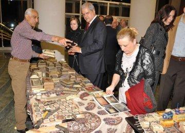 Iran Culture Week in Romania, Turkmenistan