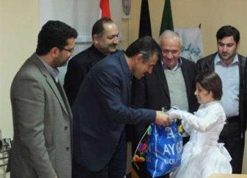 Iranian Benefactors HelpTajik Children With Cancer
