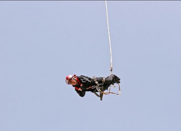 Women Bungee-Jumpers Outnumber Men