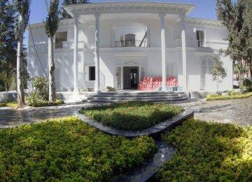 Khosrowshahi Garden Opening Soon