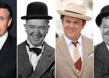 New Laurel & Hardy Actors Named