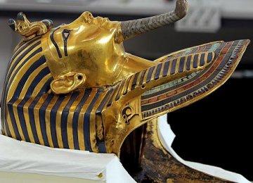 Tutankhamun Gets a Facelift