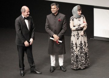 'Nahid' Wins Special Jury Prize at Cannes