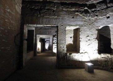 Nero's Golden Palace, Siena's Crumbling Walls Win Restoration Money