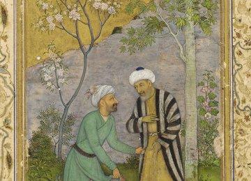 Saadi, Estakhri Books on World Documentary Heritage List