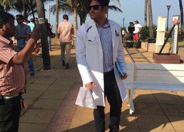 'Salaam Mumbai' Shooting Starts