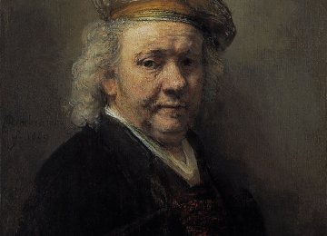 17th Century Selfies in Dutch Art